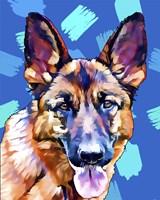 Pop Dog XI Fine-Art Print