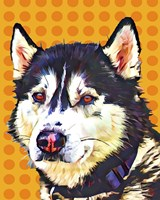 Pop Dog XII Fine-Art Print