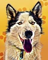 Pop Dog XIII Fine-Art Print