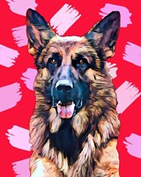 Pop Dog XIV Fine-Art Print