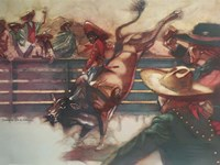 The Rodeo Fine-Art Print