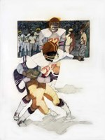 The Tackle Fine-Art Print