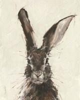 European Hare II Fine-Art Print