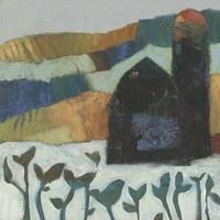 Wyandotte Barn I Fine-Art Print