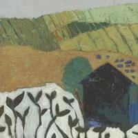 Wyandotte Barn II Fine-Art Print