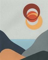 Madera Heat I Fine-Art Print