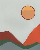 Madera Heat III Fine-Art Print
