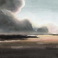 Sunset Storm I Fine-Art Print