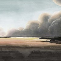 Sunset Storm II Fine-Art Print