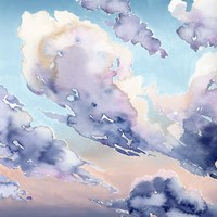 Covered Clouds II Fine-Art Print