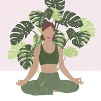 Namaste Home I Fine-Art Print
