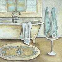 Soft Bath II Fine-Art Print