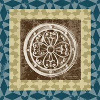 Squared Circle IV Fine-Art Print