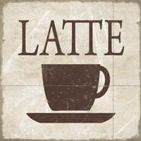 Simply Coffee IV Fine-Art Print