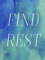 Finding Rest II Fine-Art Print