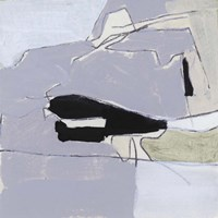 Grey Landscape I Fine-Art Print