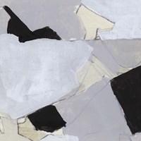 Grey Landscape V Fine-Art Print