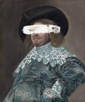 Masked Master II Fine-Art Print