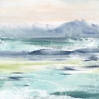 Beach Tides I Fine-Art Print