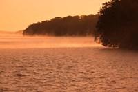 Alabama, Florence Lake Wilson, Morning Mist Fine-Art Print