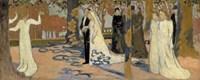 Wedding Procession, c1892-c1893 Fine-Art Print