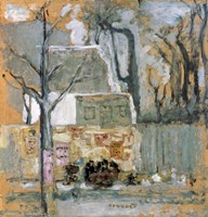 Corner of Paris, c1905 Fine-Art Print