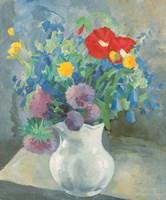Flowers, 1925 Fine-Art Print