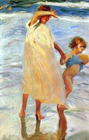 The Two Sisters, 1909 Fine-Art Print