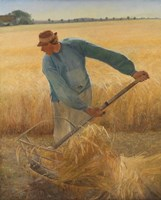 The Harvest, 1885 Fine-Art Print