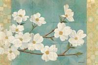 Kimono Blossoms Fine-Art Print