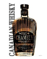 Canadian Whisky Fine-Art Print