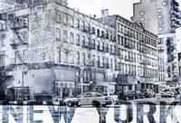 New York IV Fine-Art Print