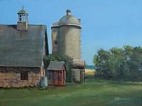 Ingwerson Barn Fine-Art Print