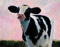 Looking At You - Cow Fine-Art Print