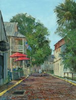 Cuno Street Fine-Art Print