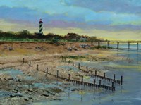 Salt Run Sunset Fine-Art Print