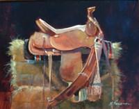 Saddle Fine-Art Print