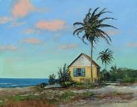 The Yellow House Fine-Art Print