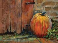 The Pumpkin Fine-Art Print
