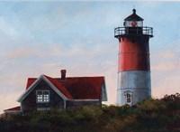 Nauset Light at Cape Cod Fine-Art Print