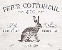 Peter Cottontail Fine-Art Print