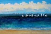 Summer Sailing Fine-Art Print