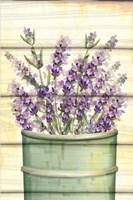 Floral Lavender IV Fine-Art Print