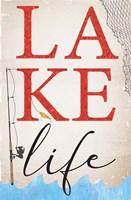 Lake Life Fine-Art Print