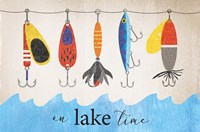 Lake Time Fine-Art Print