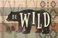 Be Wild Fine-Art Print