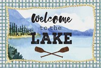 Welcome to the Lake Fine-Art Print