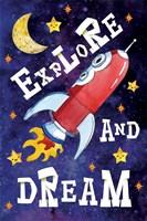 Explore and Dream Fine-Art Print