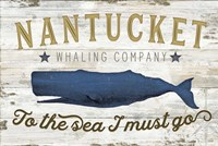 Nantucket Whaling Co. Fine-Art Print