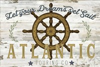 Atlantic Touring Co. Fine-Art Print